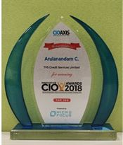 Innovative Cio Award Winner