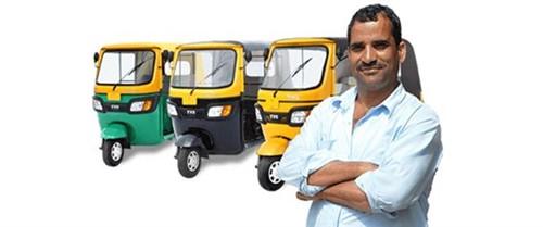 three wheeler finance