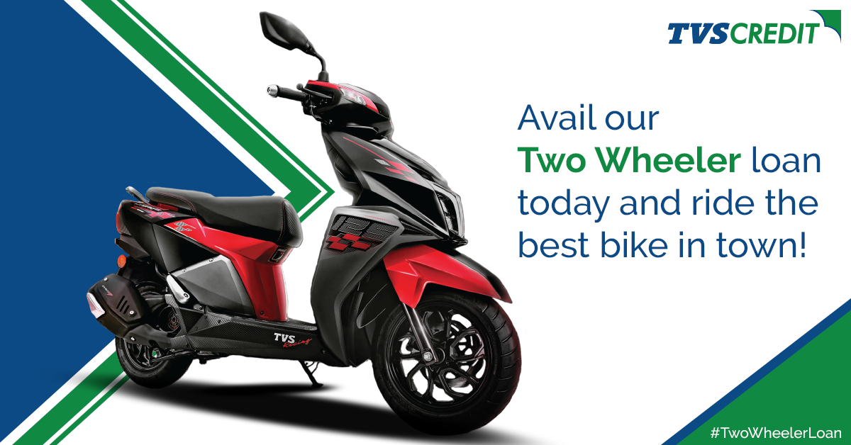 Steps to Apply for a TVS Credit Two Wheeler Loan